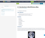 1.1 - Introduction to Earth Science_May