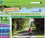 Climate Kids: Gallery of Carbon's Travels