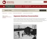 Reading Like a Historian: Japanese Internment