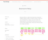 Teach Design: Brainstorm Relay