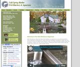 Cold Spring Harbor Fish Hatchery and Aquarium