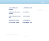 Aquaculture Network Information Center (AquaNIC)