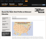 State Profiles on Holocaust Education