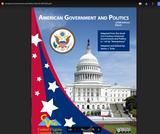 American Government and Politics  II
