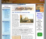29d. The Mexican-American War