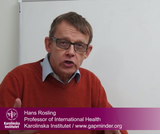 An Introduction to Global Health - Cure, prevent or promote with Hans Rosling (5:00)