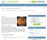 The Amazing Red Planet