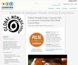 Global Nomads Group: Consume with a Conscience Curriculum (One Week Lesson Plan)