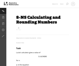 Calculating and Rounding Numbers