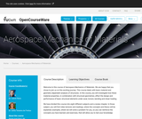 Aerospace Mechanics of Materials