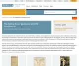 The Yellow Fever Epidemic of 1878