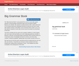 Big Grammar Book