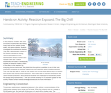 Reaction Exposed: The Big Chill!