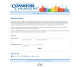 Common Chemistry