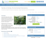 Environmental Interactions