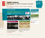 Taking Liberties Interactive - Rights and Freedoms