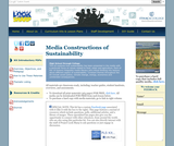 Media Constructions of Sustainability: Food, Water & Agriculture