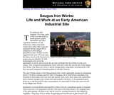Saugus Iron Works: Life and Work at an Early American Industrial Site