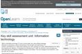 Key Skill Assessment Unit: Information Technology