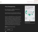 Price Transparency: State Approaches to OER/No Cost/Low Cost Course Schedule Designators
