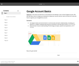 Google Account Basics