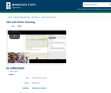 OER and Online Teaching