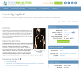Fighting Back! (Lesson)