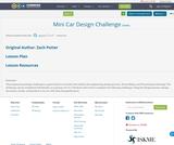Mini Car Design Challenge