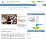 Magnetic Fields and Distance