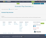 Dramatic Play Overview