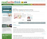 Draw a Story: Stepping from Pictures to Writing