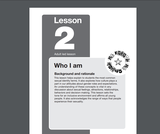 My Future-My Choice Lesson 2: Who I am