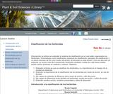 Clasificación de los herbicidas