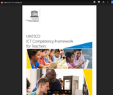 UNESCO ICT CFT version 3 (2018)