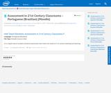 Assessment in 21st Century Classrooms - Portuguese (Brazilian) (Moodle)
