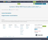 Careers: What Will Future Jobs Look Like?