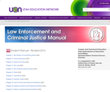Law Enforcement and Criminal Justice Manual