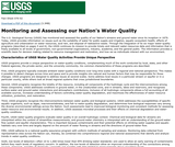 Monitoring and Assessing Our Nation's Water Quality