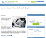 A Merry-Go-Round for Dirty Air