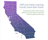 OER & Online Learning: Faculty Quick Start Guide