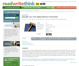 Copyright Law: From Digital Reprints to Downloads