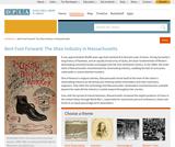 Best Foot Forward: The Shoe Industry in Massachusetts