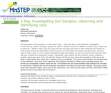 2-Day Investigation of Soil Samples