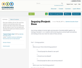 Inquiry Project: Zoos