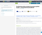 Facilitating online student learning in global health – an introductory handbook