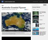Australia Coastal Flyover 1