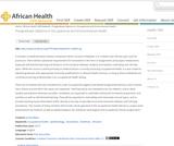 Postgraduate Diploma in Occupational and Environmental Health