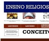 Ensino Religioso: conceitos