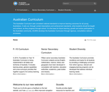 The Australian Curriculum v1.2