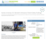 E.G. Benedict's Ambulance Patient Safety Challenge